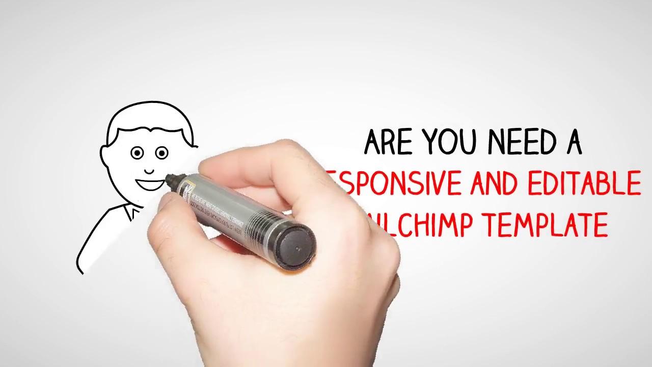 Mailchimp Template Design Service Youtube