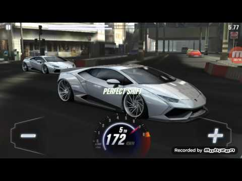 csr racing 2 lb performance lamborghini hurac n lp 610 4 youtube. Black Bedroom Furniture Sets. Home Design Ideas