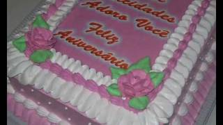 Vídeo dos meus bolos - 3 (Video of my cakes - 3)