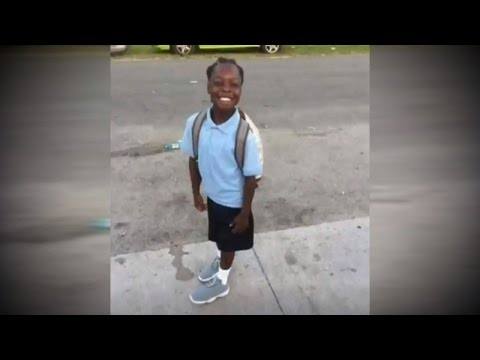 8-Year-Old Shot And Killed As He Left Another Child's Birthday Party