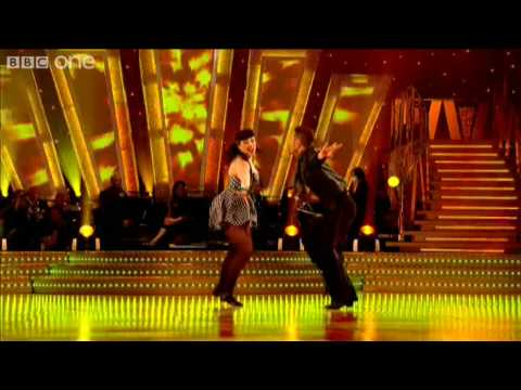 Strictly Come Dancing - Series 7 Week 11 - Natalie Cassidy's Rock 'n' Roll - BBC One