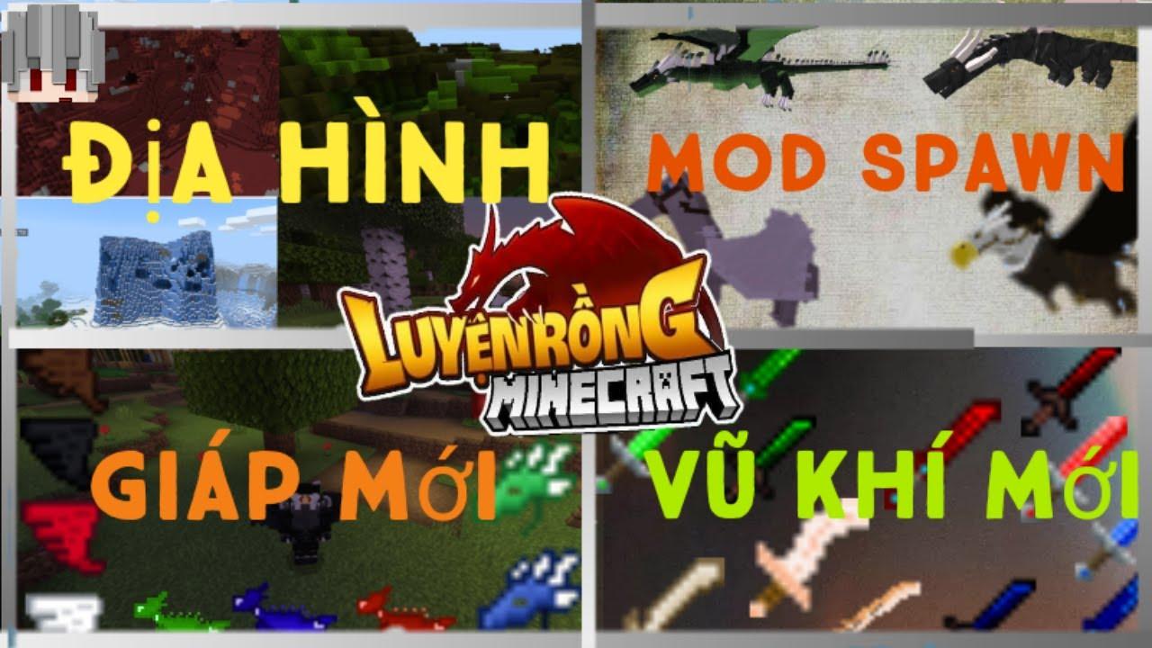 Cách Cài Addon Dragon Kỹ Sĩ Rồng  Update Dành Cho Minecraft PE 1.14