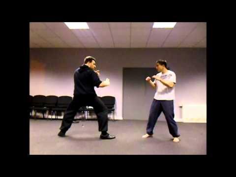 Jeet Kune Do Training with Ben Lee 2010