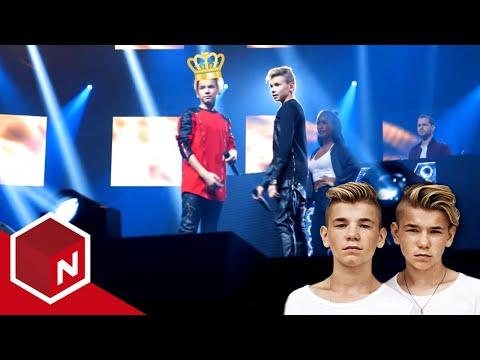 Marcus & Martinus: MMsnutt 4 - TV show i Finland (English subtitles) | TVNorge