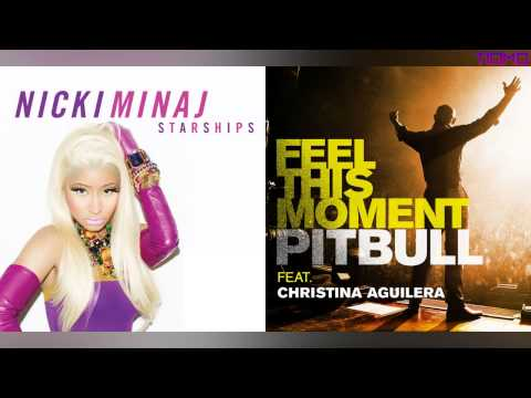 Nicki Minaj ft Pitbull - Feel This...