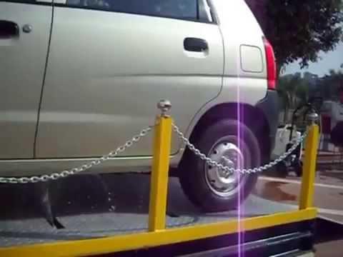 Automatic Car Wash System By K. R. Equipments Pvt. Ltd.