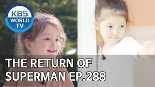 The Return of Superman | 슈퍼맨이 돌아왔다 - Ep.288 : Fly to Your World [ENG/IND/2019.08.04]