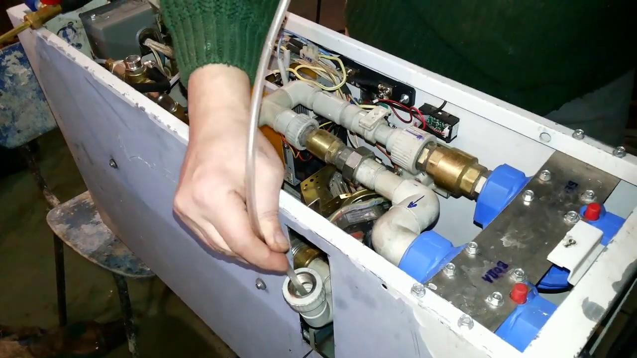 Отопление дома водородный генератор своими руками