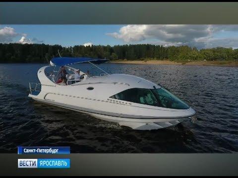 В Санкт-Петербурге представили ярославскую яхту виртуальной реальности