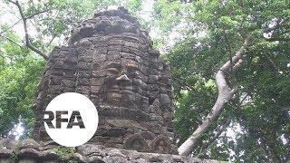 12th Century Cambodian Temple Crumbles   Radio Free Asia (RFA)