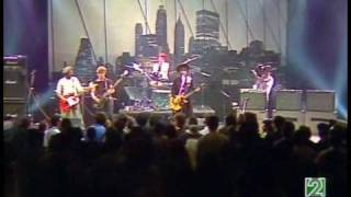 Johnny Thunders  - These Boots Are Made For Walking   - 1984.avi