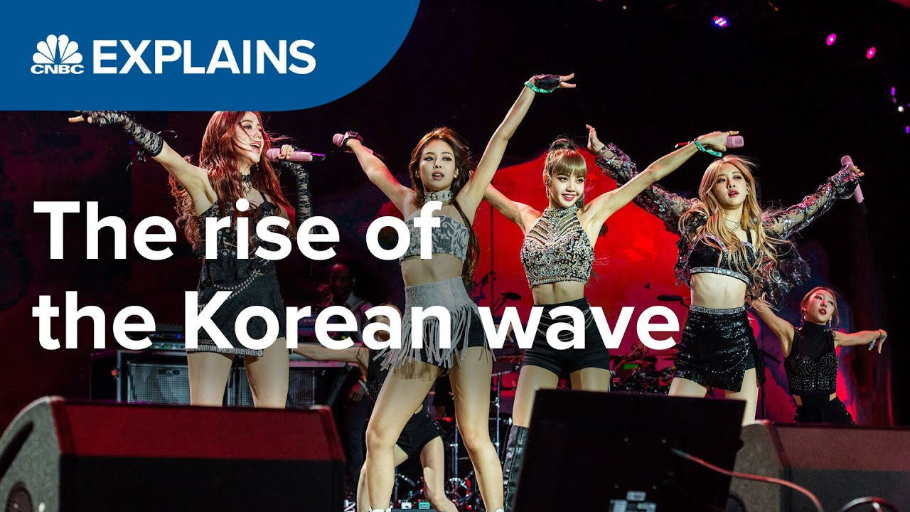 Why the Korean wave is more than BTS or Blackpink | CNBC Explains - YouTube