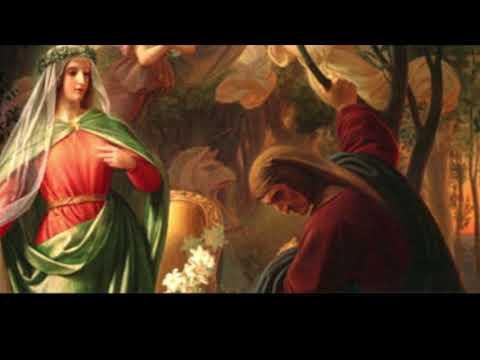 Sampler Inferno Canto 2 Walkthrough - Beatrice