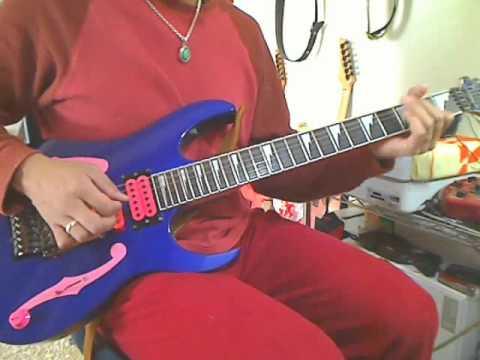 Temperamental Guitar solo / MR.BIG