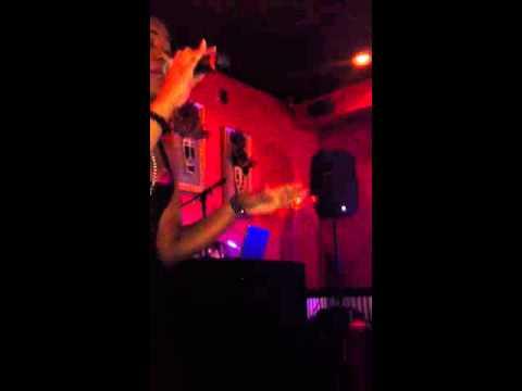 Kari / Karaoke Finals at Nancy's Pizza in Buckhead