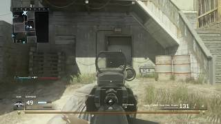 Call Of Duty Modern Warfare Remastered Multiplayer Gameplay 25 - Lynx CQ300 Pick Up ^_^