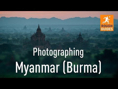 Why Myanmar is a photographer's gold