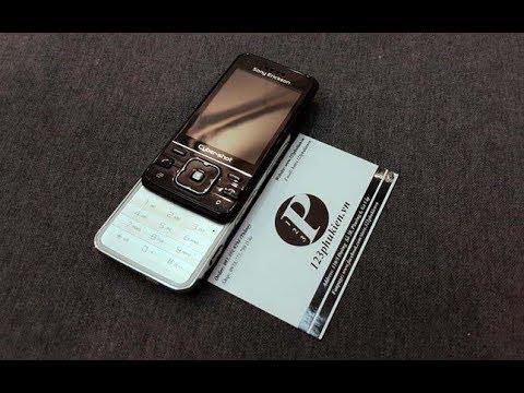 123PhuKien.vn - Review Điện Thoại Cổ Sony Ericsson C903 Chính Hãng