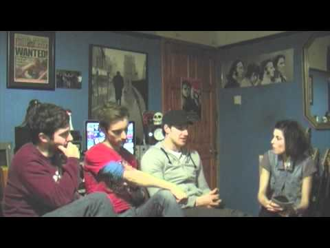 YOURderry Intermission interview - Jilly St.John