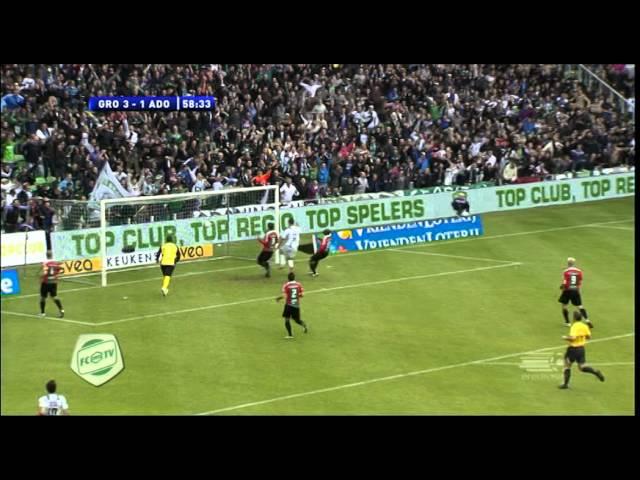 De historische play-off finale tegen ADO Den Haag