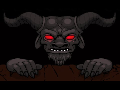 Binding Of Isaac Rebirth: Mega Satan Speedrun