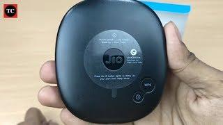 ஜியோவின் புது JIOFI 4 Wifi Router எப்படி இருக்கு?   JioFi 4 Jio 4G WiFi Router & Hotspot Unboxing
