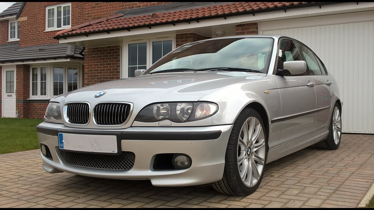 BMW 330i E46 Oil and oil filter change