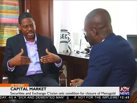 Capital Market - Joy Business Today (4-10-17)