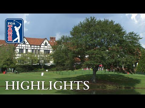 Highlights | Round 1 | TOUR Championship