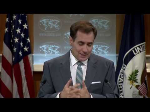 Daily Press Briefing - June 17, 2015