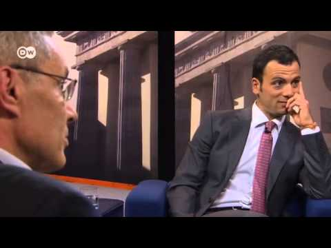 Talk: Germany on Board - Is the Euro Crisis Over? | Quadriga