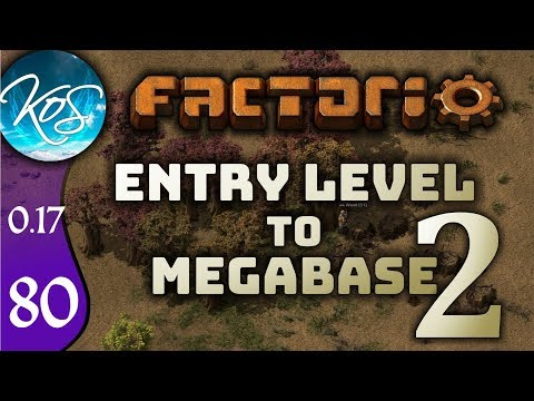 Factorio 0.17 Ep 80: FINISHING RED CIRCUITS - Entry Level To Megabase 2 - Tutorial Let's Play