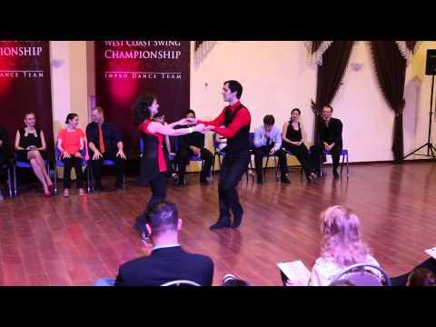 Russian Open 2014. Open Strictly.  Final. Grigoriy Lebedev & Tatiana Zavyalova