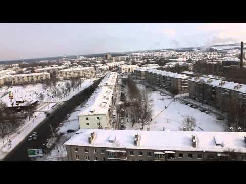 MVI 5447 Дербышки Парковая и Проспект Мира сверху.