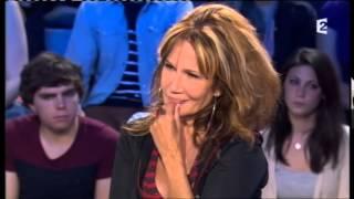 Clémentine Célarié - On n'est pas couché 23 juin 2012 #ONPC