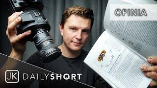 SPRZĘT czy UMIEJĘTNOŚCI - co decyduje o pracy filmowca?  | Jakub Klawikowski DAILY SHORT