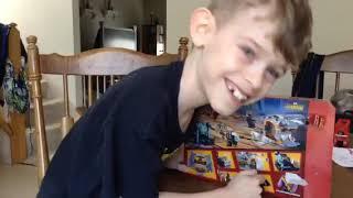 Thor's Weapon Quest Lego set
