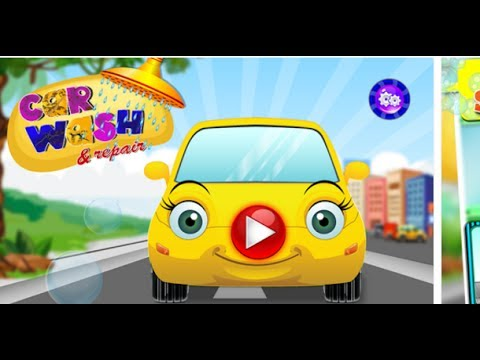 my car wash repair cartoon games for kids video free car games to play now