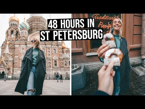 First Thoughts On Russia | We Spent 48 Hours In St Petersburg, Russia