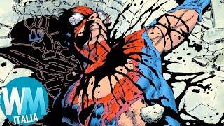 Top 10 COSE PEGGIORI successe a SPIDER-MAN!