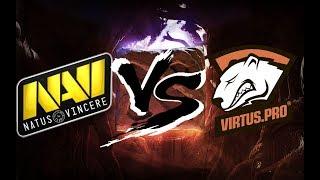🔴RUS | Na'vi vs Virtus.Pro | BO3 | Final - CS:GO ASIA CHAMPIONSHIPS 2018🔴