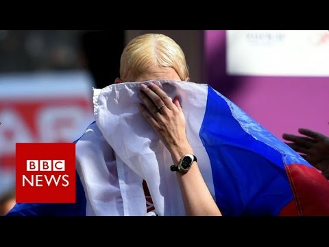 Russian athletes banned from Rio 2016 - BBC News