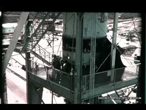 Convair Atlas Missile 3rd Quarterly Report 1959 HACL Film 00198