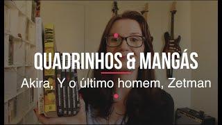 Quadrinhos & Mangás - Akira, Y- O último homem, Zetman | Julho 2017| Tatiana Feltrin ZETMAN 検索動画 45