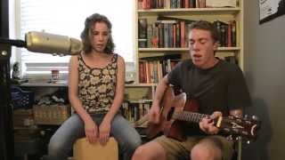 fix you coldplay a cover by nathan and eva leach