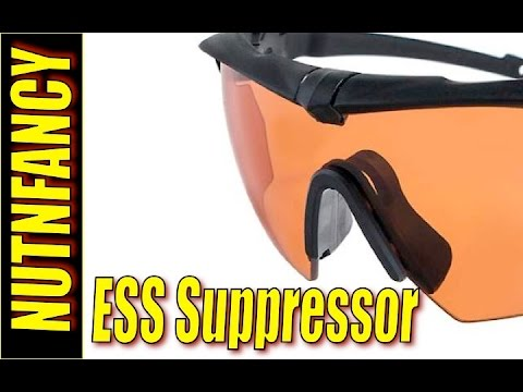 27045f7a00f World s Best Shooting Glasses  The ESS Crossbow Kit - YouTube