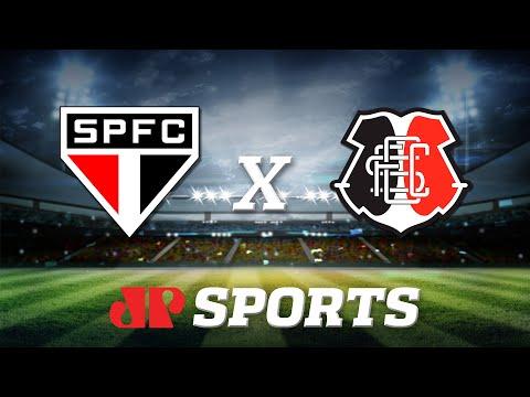 AO VIVO - São Paulo x Santa Cruz - 14/01/20 - Futebol JP