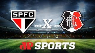 São Paulo 2 x 0 Santa Cruz - 14/01/20 - Futebol JP