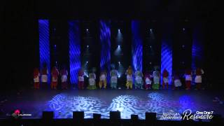 The Bhangra Showdown 2014 *Official HD* - Aston University - 3rd Place