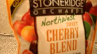 Stoneridge Orchards Northwest Sweet Cherry Blend - Whole Dried Royal Ann, Bing and Rainier Blend